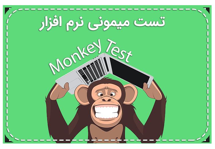 تست میمونی نرم افزار